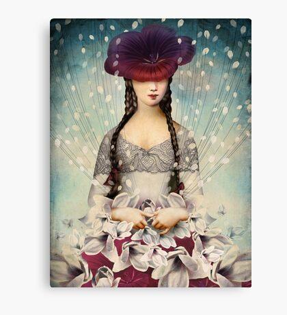 Binding Flowers Canvas Print