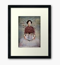 The Storybook Framed Print