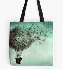 The business men's goodbye Tote Bag