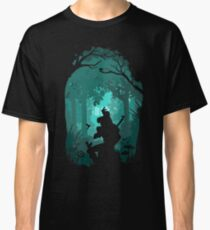 Zelda - Ocarina in the Woods Classic T-Shirt