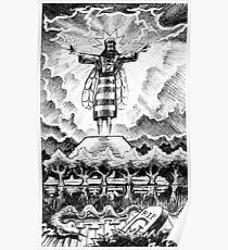 THUS SPAKE ZARATHUSTRA  Poster