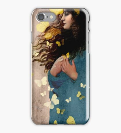 Bye bye butterfly iPhone Case/Skin