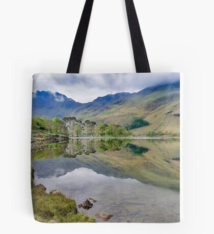 Buttermere Reflections Tote Bag