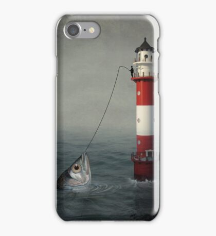 The Big Catch iPhone Case/Skin