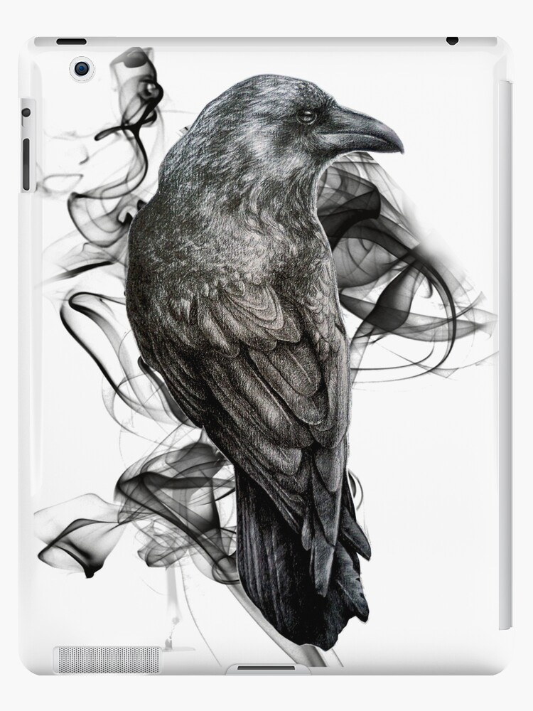 Quot Crow Gothic Bird Raven Realism Drawing Sketch Tattoo