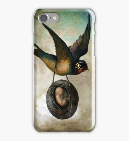 Precious flight iPhone Case/Skin