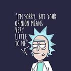 rick opinion by LgndryPhoenix