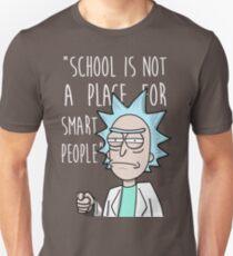 Rick school Unisex T-Shirt