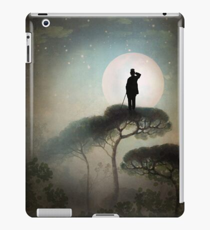 The Man in the Moon iPad Case/Skin