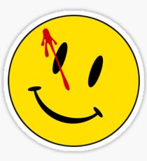 Watchmen smiley Sticker