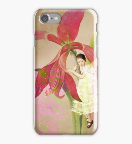 Flower Spirit iPhone Case/Skin