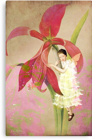Flower Spirit by Catrin Welz-Stein
