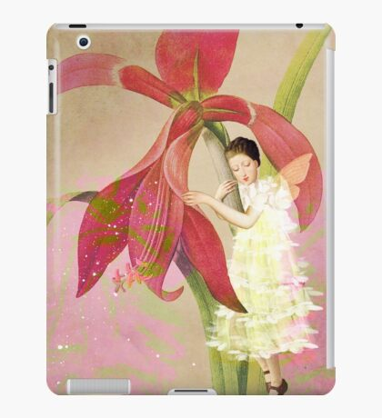 Flower Spirit iPad Case/Skin