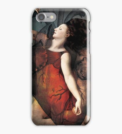 With all my heart iPhone Case/Skin