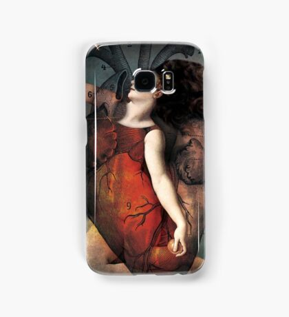 With all my heart Samsung Galaxy Case/Skin