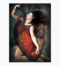 With all my heart Photographic Print