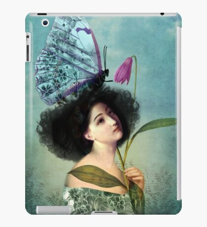 In the Butterfly Garden iPad Case/Skin