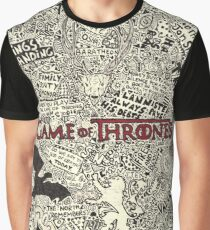 Ice and Fire Graphic T-Shirt