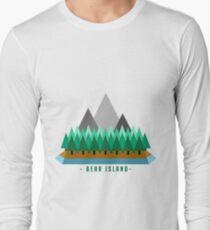 Bear Island Long Sleeve T-Shirt