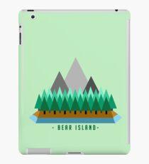 Bear Island iPad Case/Skin