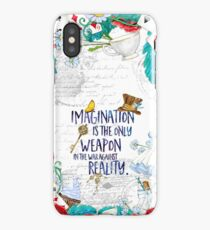 Alice in Wonderland - Imagination iPhone Case/Skin