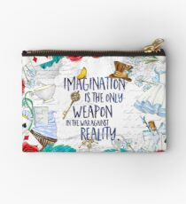Alice in Wonderland - Imagination Studio Pouch