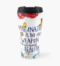Alice in Wonderland - Imagination Travel Mug