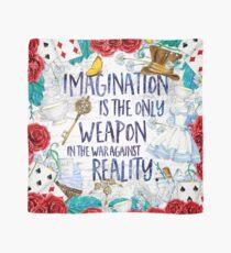 Alice im Wunderland - Fantasie Tuch