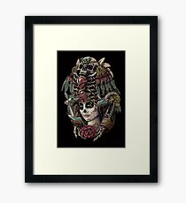 Day of the Dead (Ancient Guardians) Framed Print