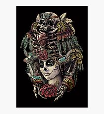 Day of the Dead (Ancient Guardians) Photographic Print