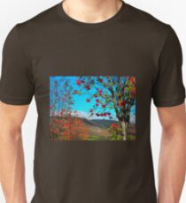 The Ochil Hills Unisex T-Shirt