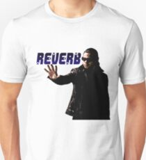 Reverb graphic Unisex T-Shirt