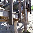 beach stairs by Jan Stead JEMproductions