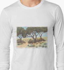 Autumn nature Long Sleeve T-Shirt