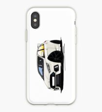 Ford Focus (Mk3) RS White iPhone Case