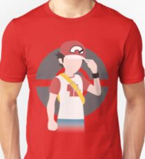 Red's Return - Pokemon Sun & Moon T-Shirt