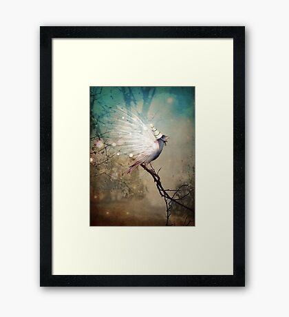 Feeling Festive Framed Print