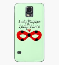 Miraculous Ladybug - Lady Magic and Lady Luck (mint ver.) Case/Skin for Samsung Galaxy