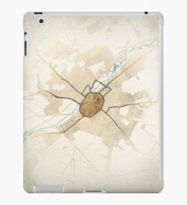 Map of the City of Canterbury iPad Case/Skin