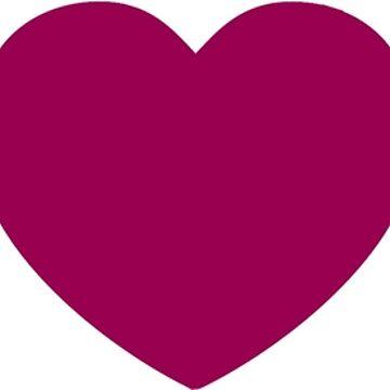 Pinkish Hearts by dohcom