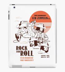 The Legendary Led Zeppelin iPad Case/Skin
