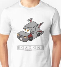 Road One - A Car Crash Story T-Shirt