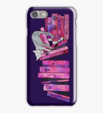 FanGirl Bookshelf iPhone Case/Skin