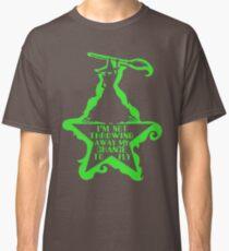 Hamilton Musical Crossover. Hamilton&Wicked. Classic T-Shirt