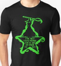 Hamilton Musical Crossover. Hamilton&Wicked. Unisex T-Shirt