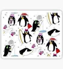Penguin for fun Sticker
