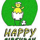 Canary Fan - Happy Birthday by CanaryFan