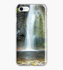 Eos Fos Waterfall, Isle of Mull. iPhone Case/Skin