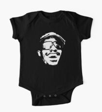 stencil Stevie Wonder Kids Clothes
