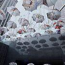 umbrellas by jihyelee